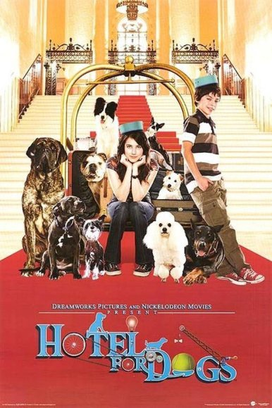 Filmas: Šunų viešbutis