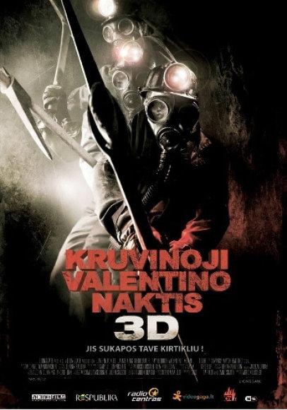 Filmas: Kruvinoji Valentino naktis 3D