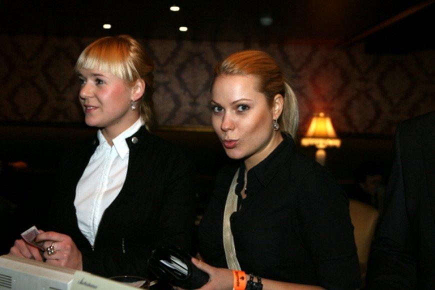 """N.Pareigytė džiaugėsi turėjusi proga pasilinksminti naujojo """"Biplan"""" albumo pristatymo koncerte."""