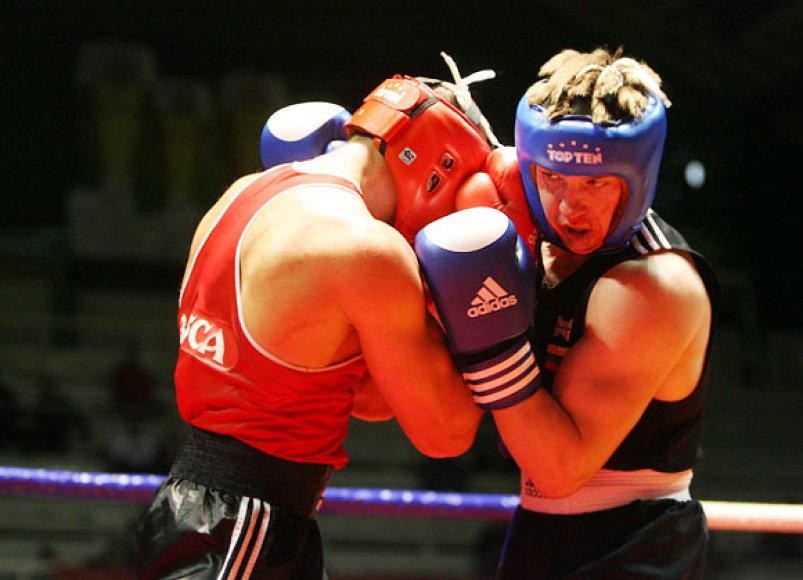 Šociko vardo bokso turnyras