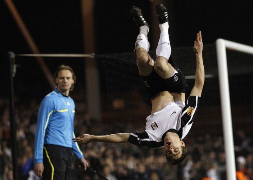 """""""Fulham"""" pateikė senasaciją - eliminavo """"Juventus"""""""