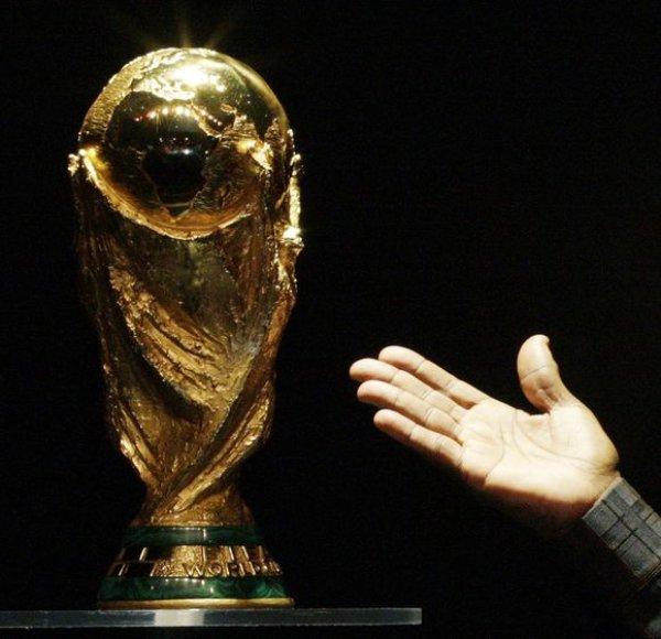 Pasaulio futboolo nugalėtojų laukia gražuolė taurė
