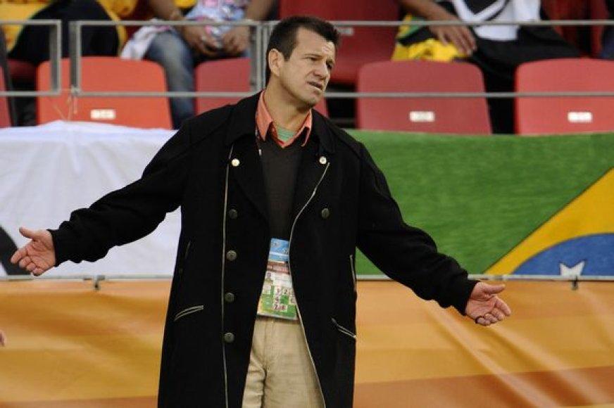 Dunga veikiausiai nebeliks Brazilijos trenerio poste