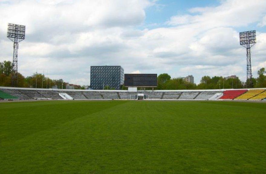"""""""Žalgirio"""" stadionas"""