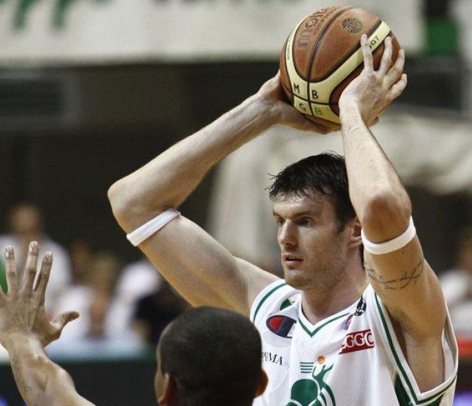 K.Lavrinovičius prie pergalės prisidėjo 17 taškų