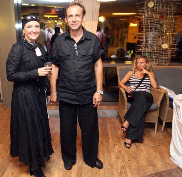 A.Baukutė ir K.Rupulevičius