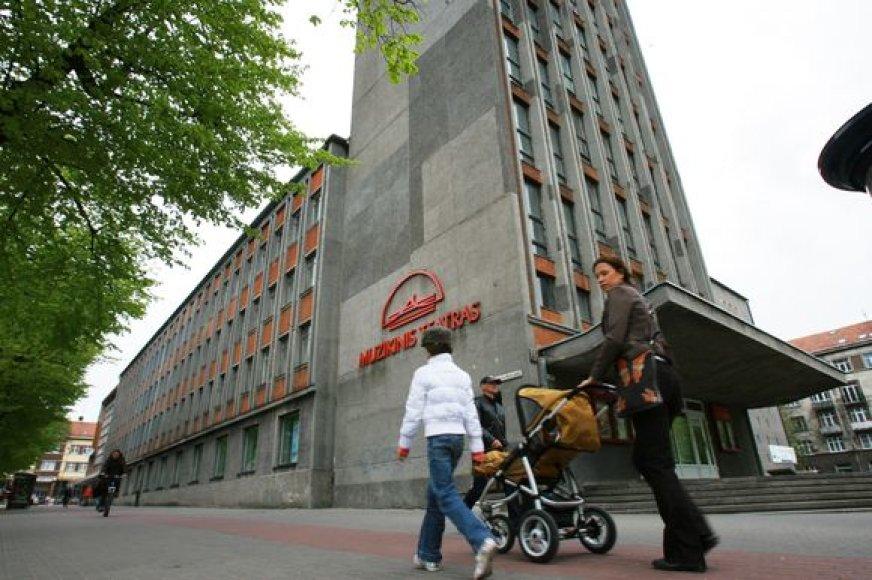 Klaipėdos valstybinis muzikinis teatras šiuo metu yra apverktinos būklės. Tačiau kada bus pastatytas naujas – nežinia.