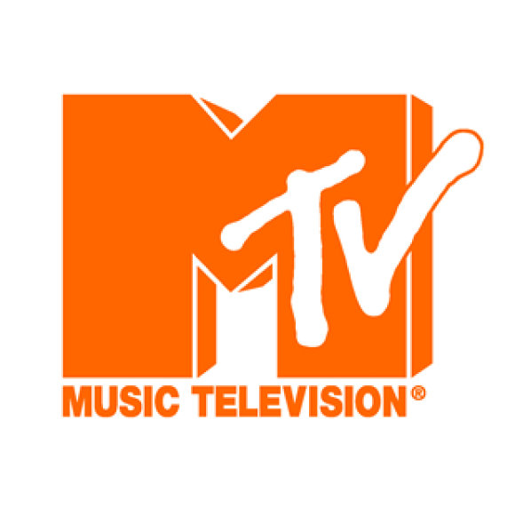 MTV logotipas