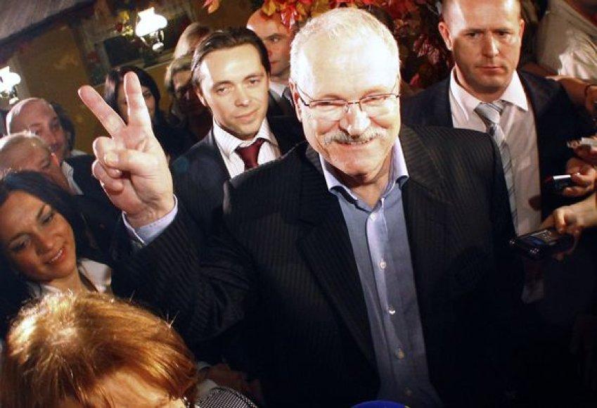 Ivanas Gašparovičius.