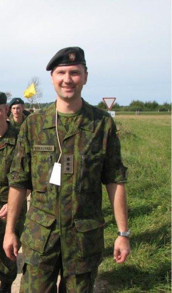 Paskirtas naujasis vyriausiasis Lietuvos kariuomenės kapelionas