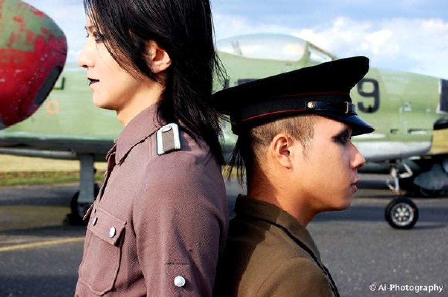 Japonų duetas