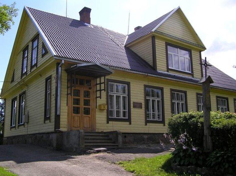 Zarasų rajono mokykla