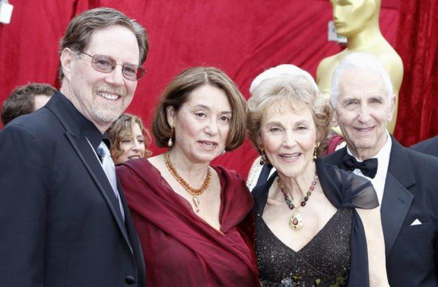 JAV kino režisierius Rickas Goldsmithas (kairėje) ieško savo šaknų Lietuvoje.