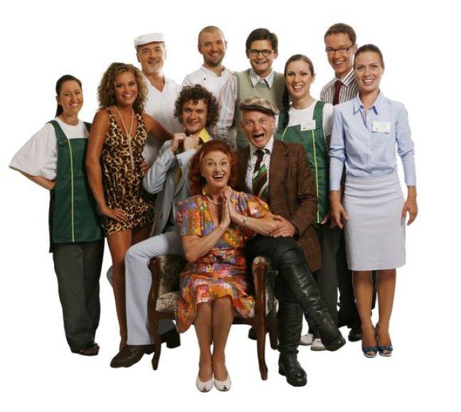 """Serialo """"Iki pasimatymo, mama"""" gerbėjams – nauji šefo Lino receptai."""