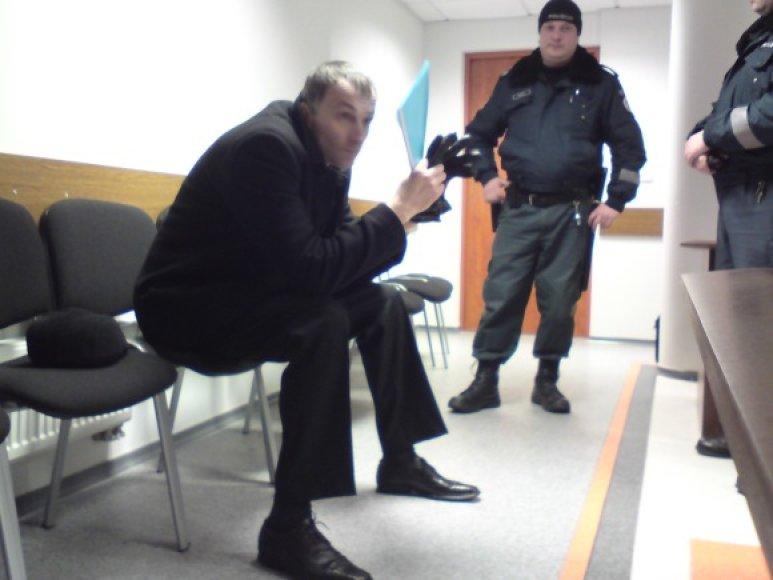 Viktoras Kijenko teisme