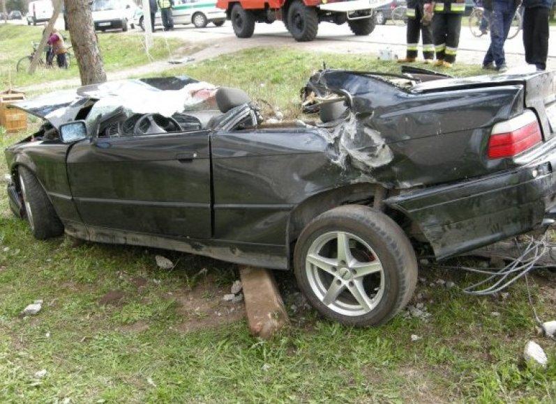 Kas liko iš BMW