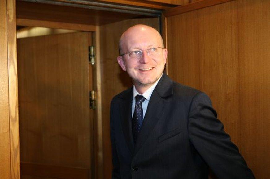 A.Valinskas: kito kandidato į aplinkos ministrus nebus