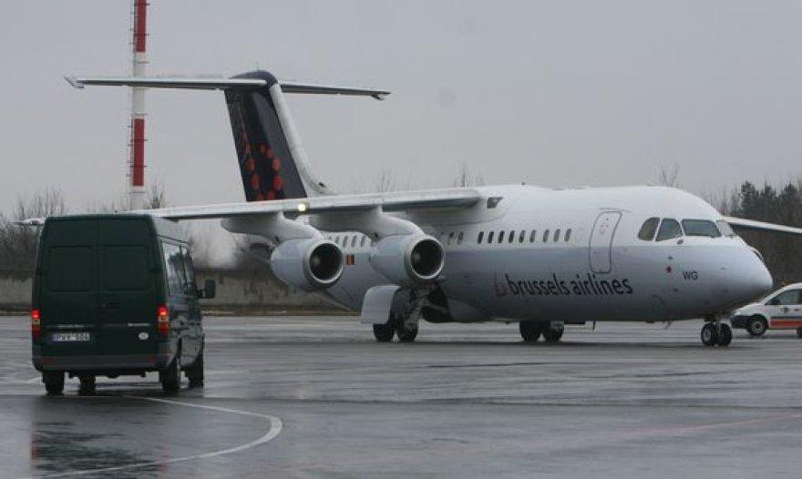 """""""Brussels Airlines"""" lėktuvai maršrutu Briuselis - Vilnius - Briuselis skraidys pirmadieniais, trečiadieniais, penktadieniais bei sekmadieniais"""