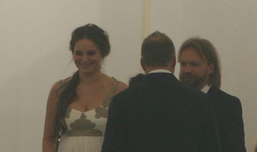 Martyno Starkaus ir jo mylimosios Kotrynos Naprušytės vestuvės