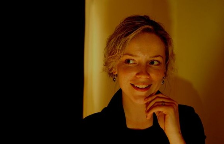 Aktorė ir režisierė Ieva Stundžytė
