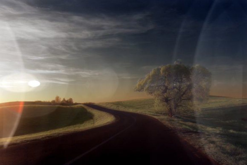 """Irmanto Gelūno fotografija iš parodos """"720 nm"""""""