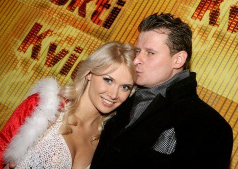 Natalija Zvonkė ir Danielius Bunkus