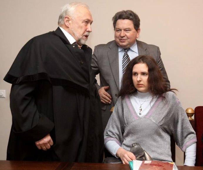 Eglės Kusaitės byla