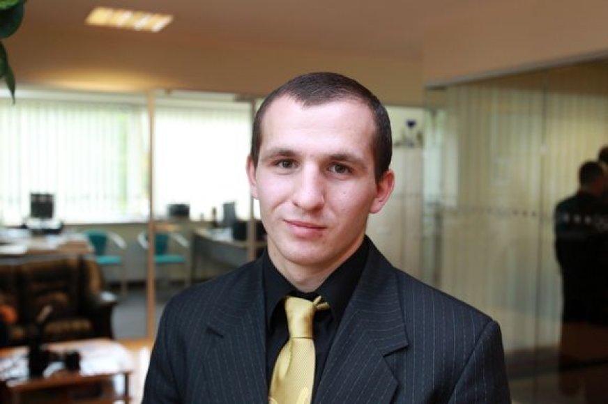 Egidijus Kavaliauskas