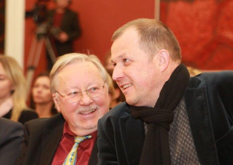 Vytautas Landsbergis ir Vytautas Landsbergis jaunesnysis
