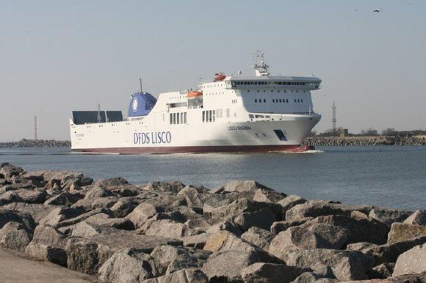 Šis keltas yra daugiausiai keleivių galintis gabenti laivas, kokį iki šiol turėjo Lietuva.