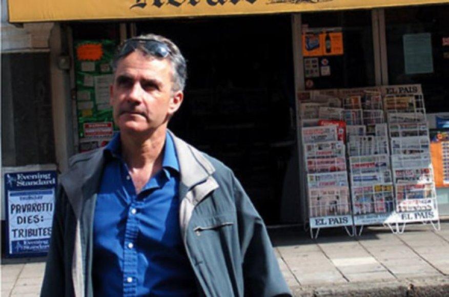 D.McMillanas vadinamas vieninteliu vakriečiu, pabėgusiu iš Tailando kalėjimo.