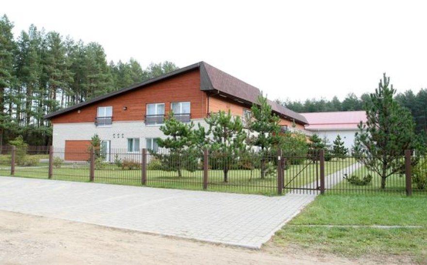 Valstybės saugumo departamento bazė netoli Vilniaus, Antaviliuose.