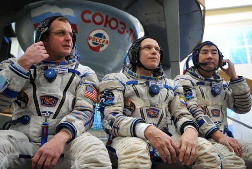Astronautai