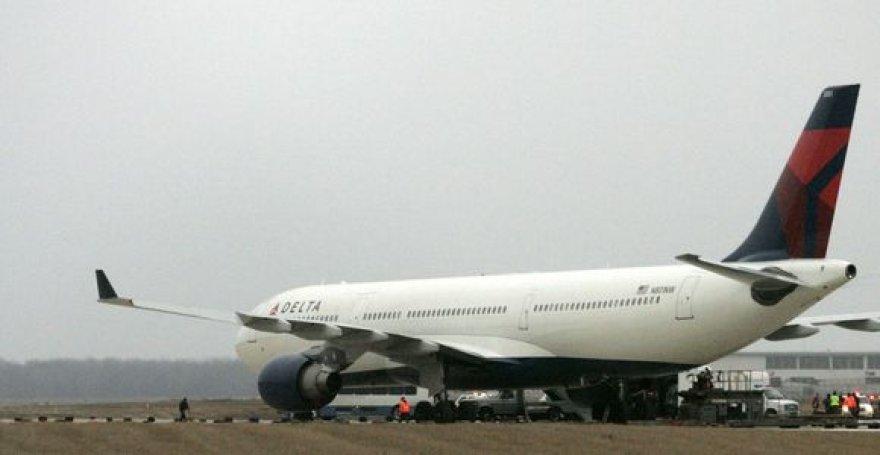 """Northwest Airlines"" lėktuvas"