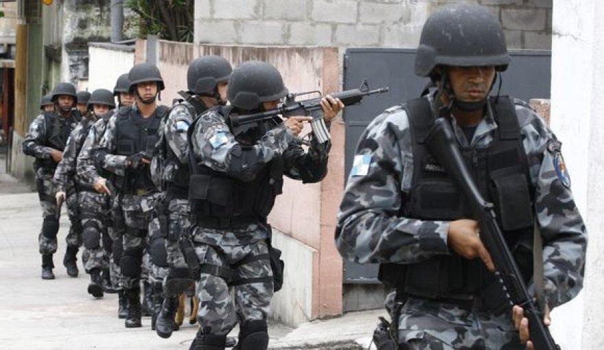 Nusikalstamumas Rio de Žaneire