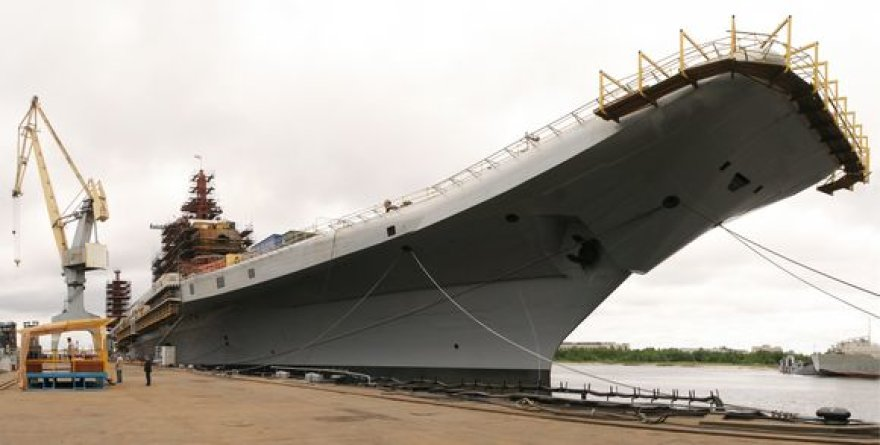 """Admiral Gorshkov"""