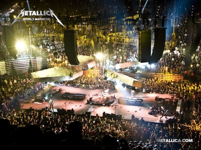 """Metallica"" koncertas"