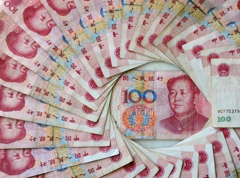 Kinijos valiuta