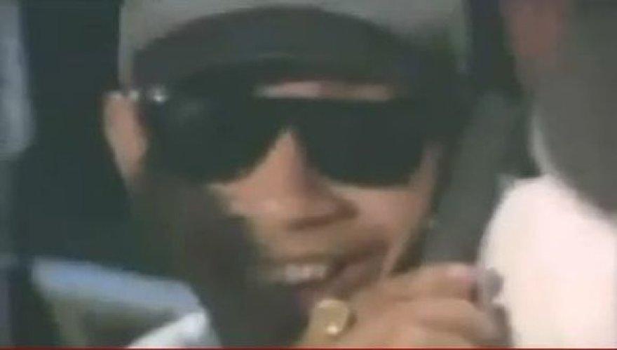 Vaizdo klipe – į B.Obamą itin panašus veikėjas