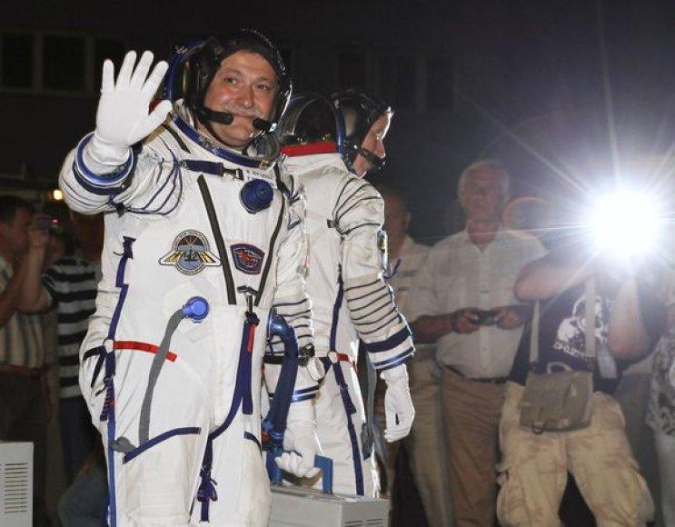 Astronautus persekioja nelaimės