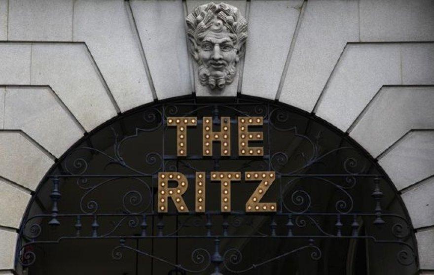 """""""Ritz"""" viešbutis"""