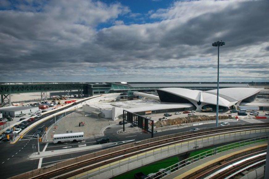 """JetBlue"" terminalas Niujorko oro uoste"