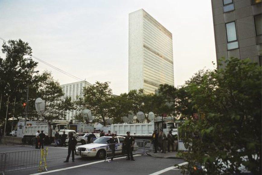 Jungtinių Tautų pastatas