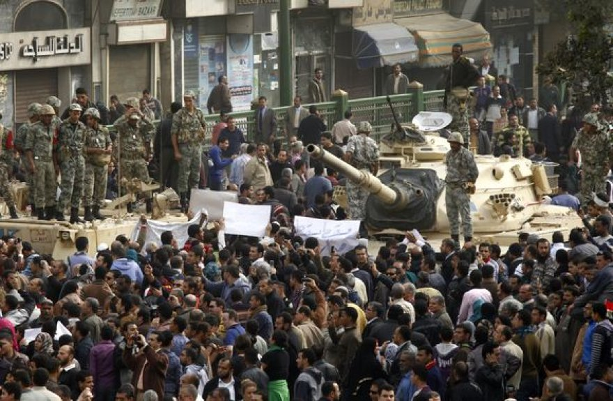 Protestai Egipte