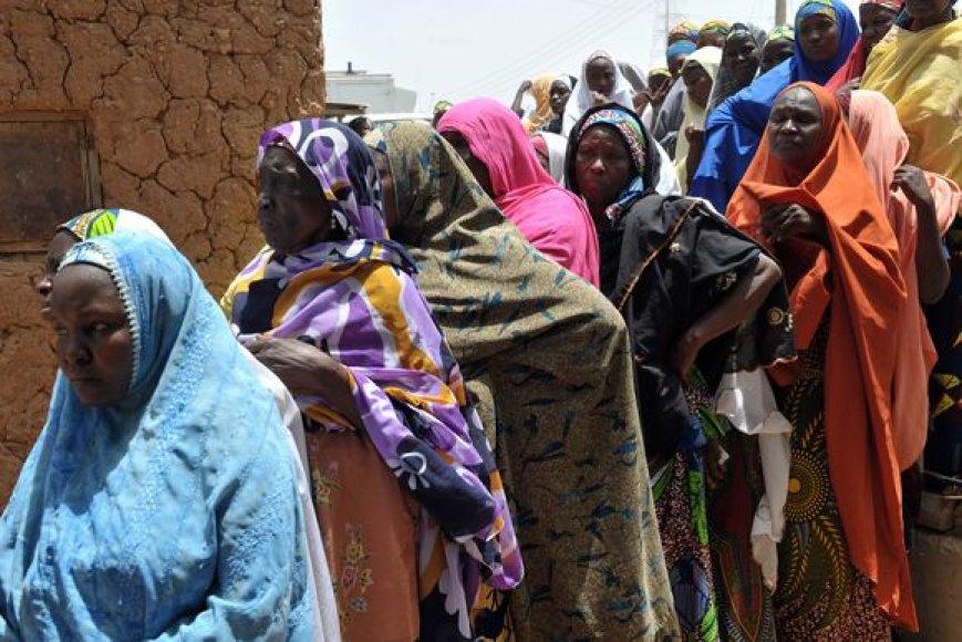 Rinkimai Nigerijoje
