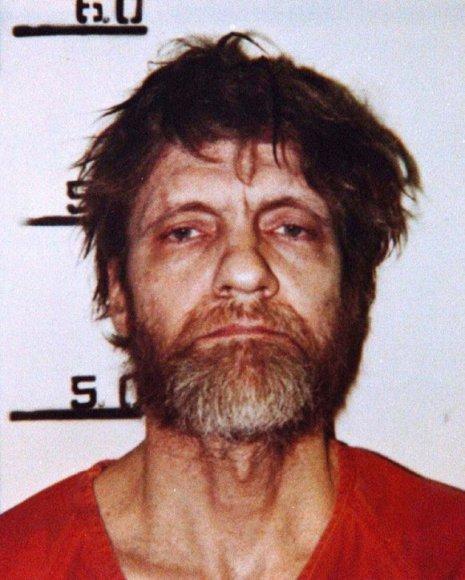 Tedas Kaczynskis - Unabomberis