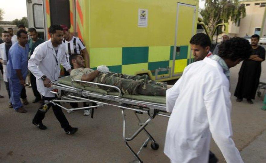 Libijos medikai