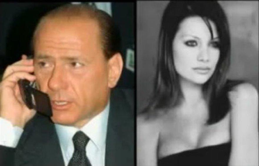 Evelina Manna ir Silvio Berlusconi