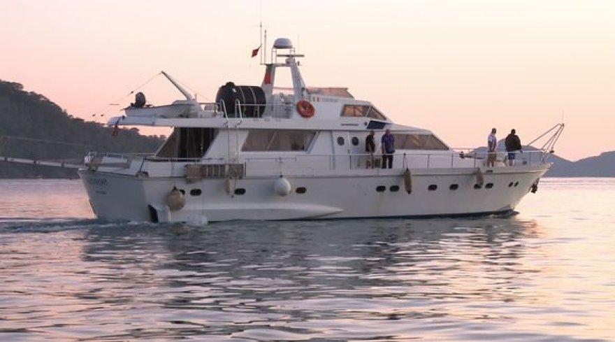 Į Gazos Ruožą plaukęs laivas