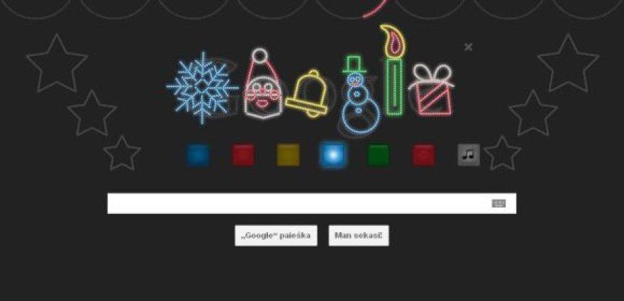 """""""Google"""" švenčia"""